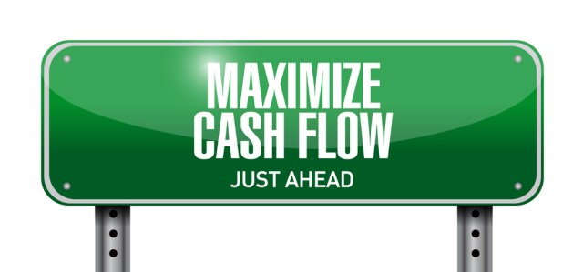 Maximize Cash Flow On Green Street Sign for How Does Valet Trash Increase Net Operating Income Blog