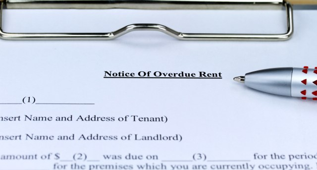 5 tips for dealing with a tenant not paying rent property manager