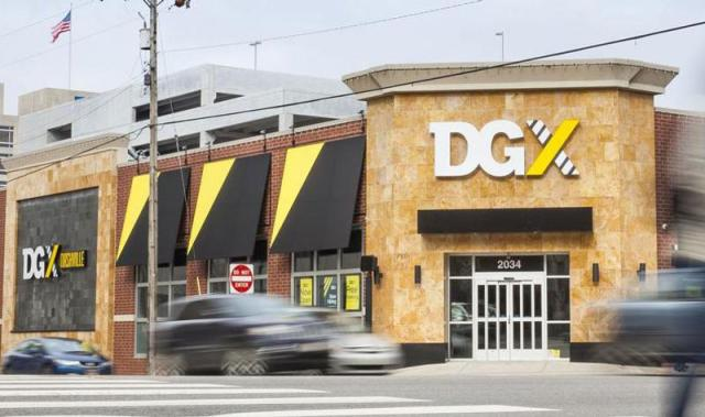 What is a dollar general DGX store