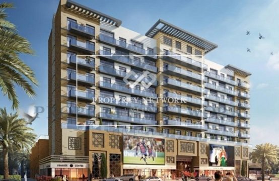 For Sale 1 BR Apartment In Roy Mediterranean, Al Furjan