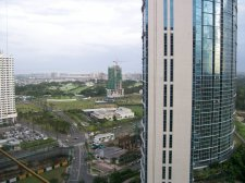 view from the 27th floor units
