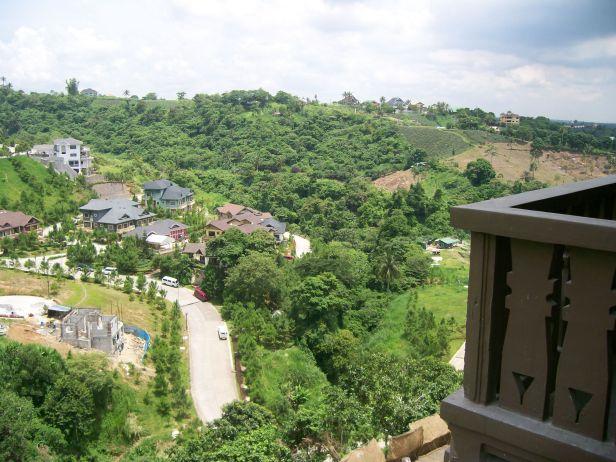 view from the grand quartier I balcony