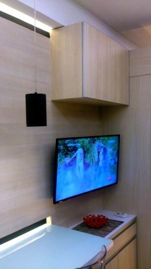 dining -TV area
