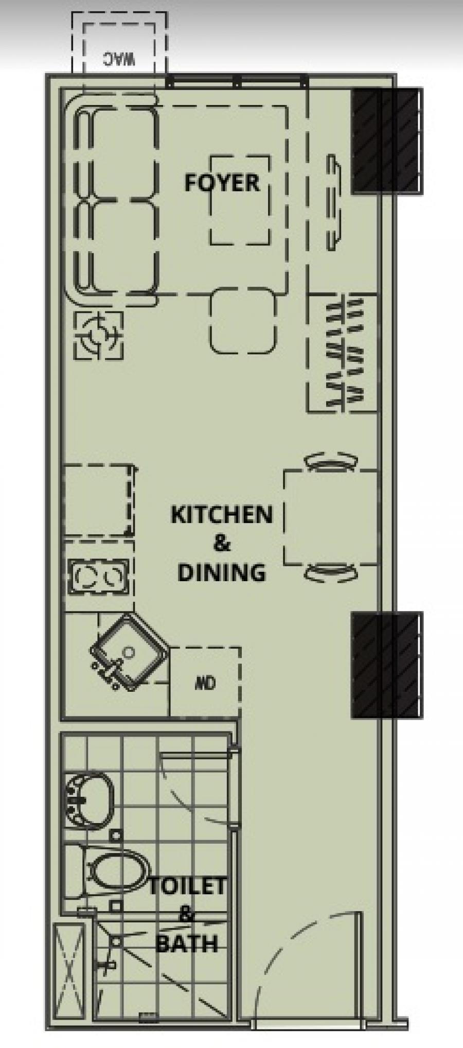 hight resolution of model house description