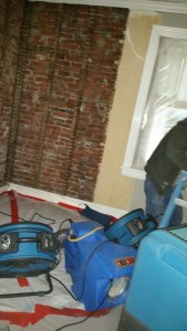 Structural drying is an essential element in water damage restoration.