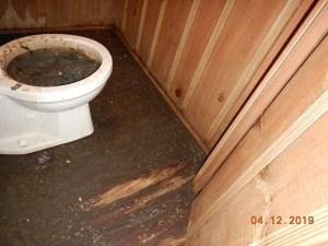 Sewage Spill FromTolitte