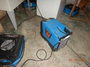 Sewage Cleanup and Structural Drying