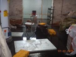 Basement Sewage Cleanup