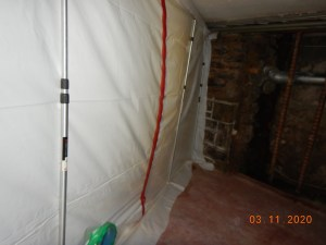 Water Mitigation Containment