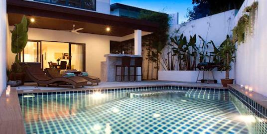 Duplex With Pool For Sale Plai Laem, Koh Samui