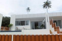 sea view duplex apartments Plai Lam Koh Samui