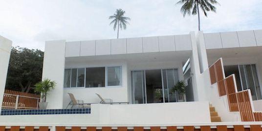 2 bed sea view duplex Plai Lam Koh Samui