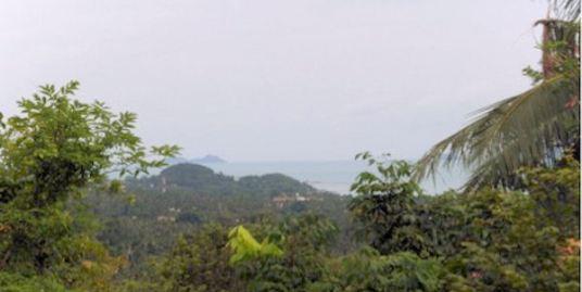 Sea Views Overlooking Bophut Koh Samui