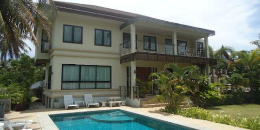 Large 4 Bedroom Villa South West Koh Samui