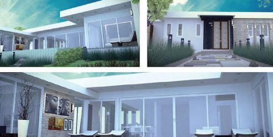 Modern 3 Bedroom Villas Chaweng