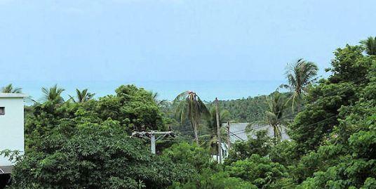 Chaweng Sea View Land 1 Rai, Koh Samui