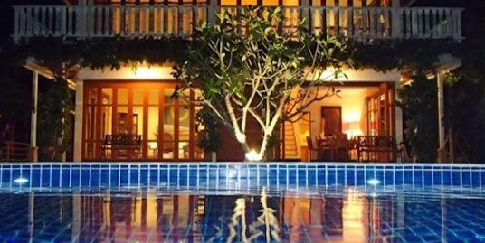 Stunning Villa With Amazing Views in Tongson Bay Plai Laem,  Koh Samui