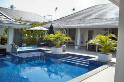 2 Villas with large pools for sale Laem Sor Koh Samui