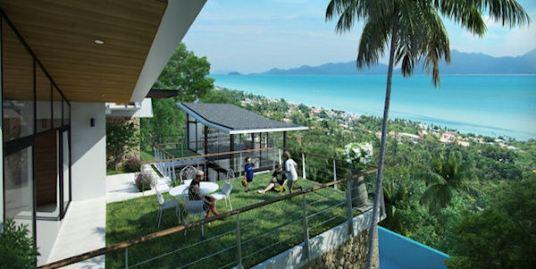 Exclusive New Land and Villas in Bophut Koh Samui