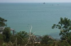 Beach Front Land For Sale in Plai Laem, Koh Samui