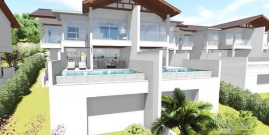 New sea view Villas for sale in Choeng Mon, Koh Samui