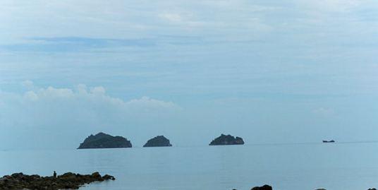 Large beachfront land plot for sale in Ban Taling Ngam, Koh Samui