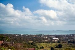 Large land plot with views for sale, Bophut, Koh Samui