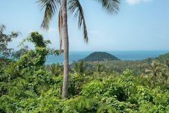 Land for sale Laem Yai, west coast, Koh Samui