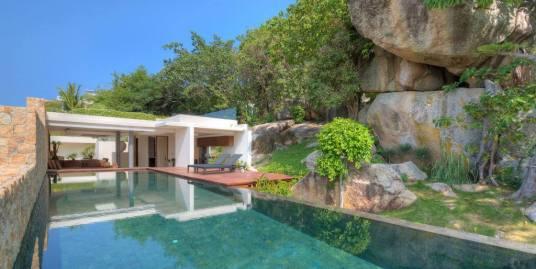 Choeng Mon Luxury Pool Villa
