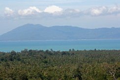 Sea view Land Maenam 3200 sqm Koh Samui