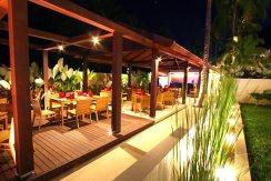 Koh-Samui-condo-restaurant