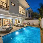 New Modern Pool Villas Plai Laem Koh Samui