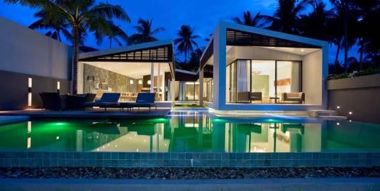 Bang Por Beach Villa Koh Samui