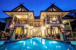 Maenam 5 Bed Sea View Villa Ban Tai