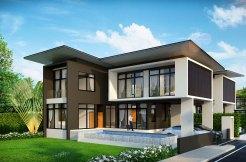 New Villa Complex Golfers Delight Maenam Koh Samui