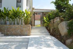 Bophut Sea View Villa 10