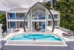 Chaweng Noi Sky Dream Villa