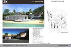 Award Winning Beachfront Villa Koh Samui