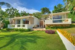 Samujana Sea View Modern Villa Choeng Mon Koh Samui