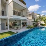 Modern Stylish Villa Bang Por Koh Samui