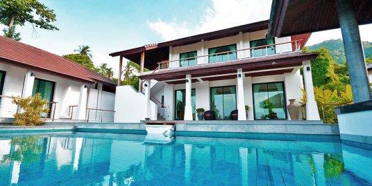 Maenam Luxury Pool Villa Koh Samui