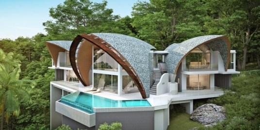 Lux Coco Designer Villa Koh Samui
