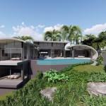 Lux Neo Designer Villa Koh Samui