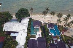 Mango Beach Villa Laem Set Samui