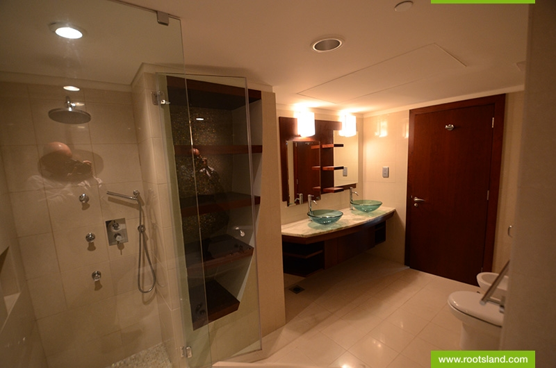 2 Bedroom Apartment in World Trade Centtre,Rootsland 1.4