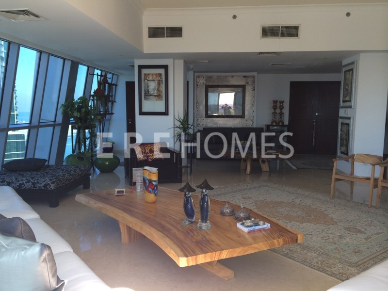 4 Bedroom Penthouse in Dubai Marina, ERE Homes 1.4
