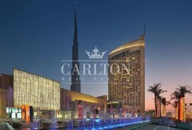 1 Bedroom Apartment in Downtown Dubai, Carlton 1.2