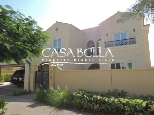 5 Bedroom Villa in Arabian Ranches, Casabella 1.1