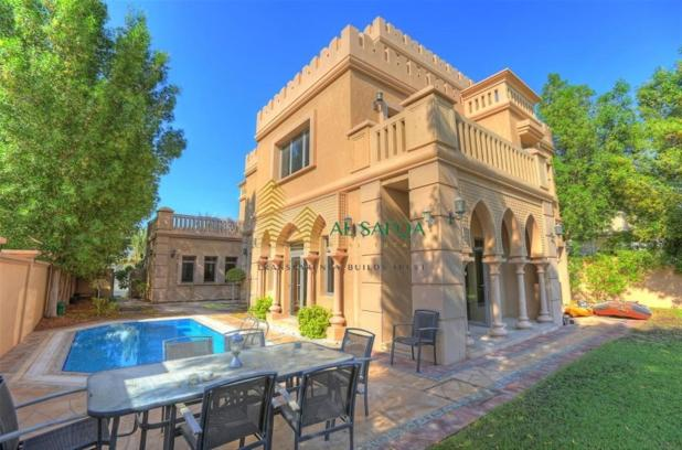 5 Bedroom Villa in Palm Jumeirah, Al Safqa 1.1