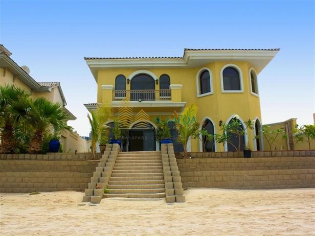 5 Bedroom Villa in palm Jumeirah, Al Safqa 2.1